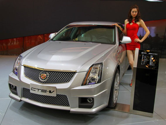 凯迪拉克cts coupe豪华运动轿跑