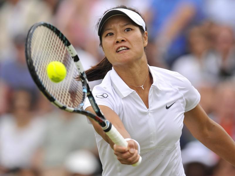 网球运动员_