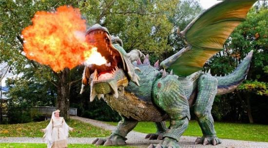 世界上最后一只恐龙