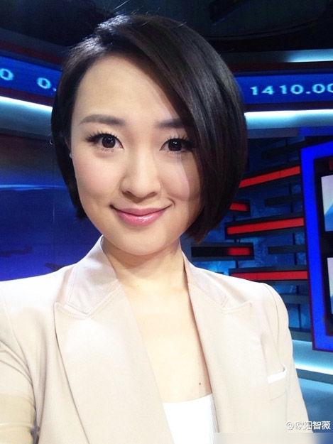 美丽与智慧并存!央视财经频道的年轻女主播们