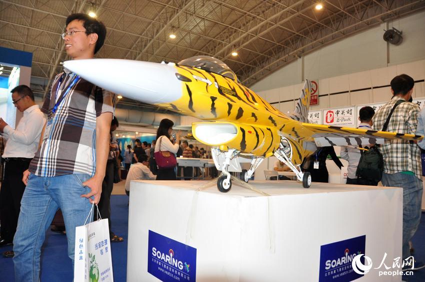 f-16mlu涡轮喷气式模型飞机