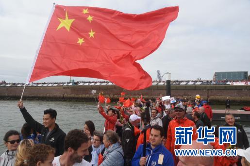 中国东风队夺得沃尔沃帆船赛总冠军