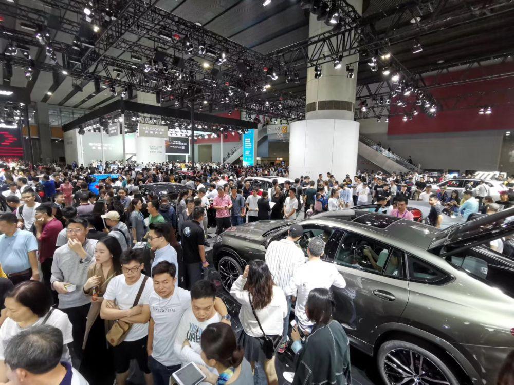 第十七届广州国际汽车展览会圆满闭幕