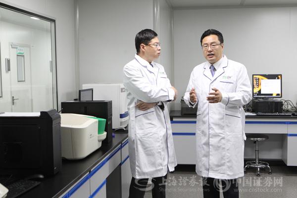 科创中国走进硕世生物