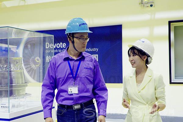 科创中国走进航亚科技