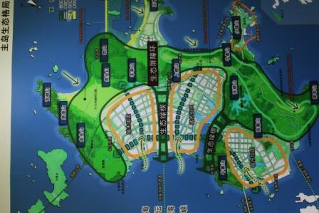 平潭主岛规划